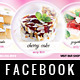 Cake Shop Facebook Timeline Cover - GraphicRiver Item for Sale