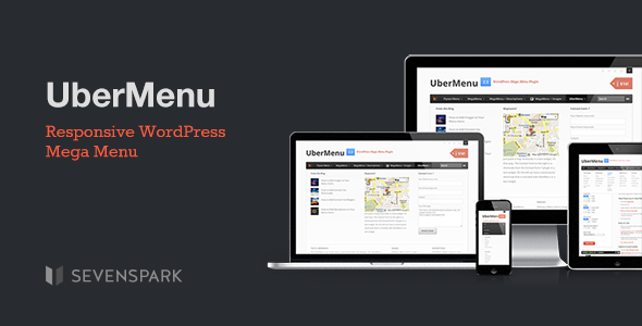 UberMenu v2.3.2.1 – CodeCanyon WordPress Mega Menu Plugin