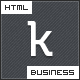 Kotodama - HTML Business Theme - ThemeForest Item for Sale