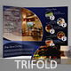 Restaurant Trifold Template 07 - GraphicRiver Item for Sale