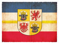 Grunge flag of Mecklenburg-Western Pomerania (Germany) - PhotoDune Item for Sale