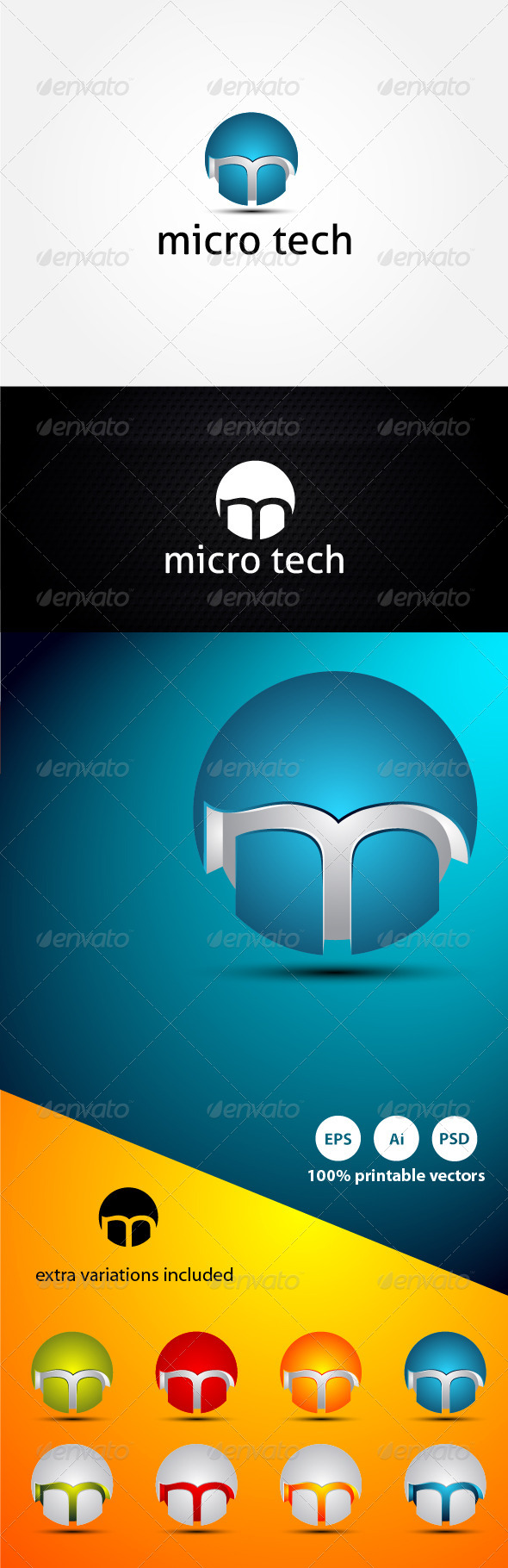 GraphicRiver Micro Technology 4492776