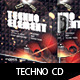 Techno Elements CD Artwork Package - GraphicRiver Item for Sale