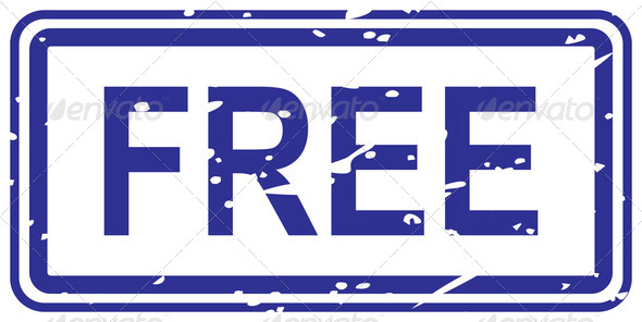 Free Rubber Stamp - Stock Photo - Images