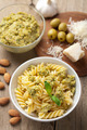 pasta with olive tapenade - PhotoDune Item for Sale