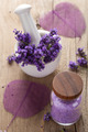 spa set with fresh lavender - PhotoDune Item for Sale