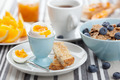 healthy breakfast with egg - PhotoDune Item for Sale