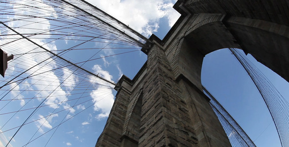 Brooklyn Bridge top Full HD