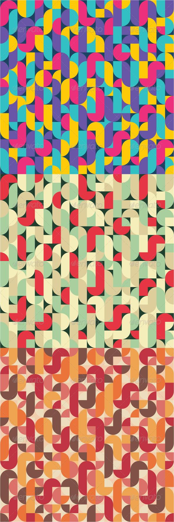 GraphicRiver Geometric Seamless Background 03 4494493