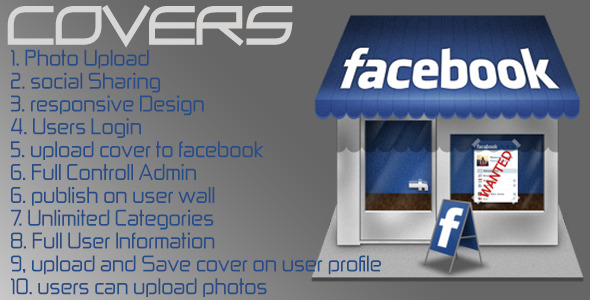CodeCanyon Facebook Covers 4057814