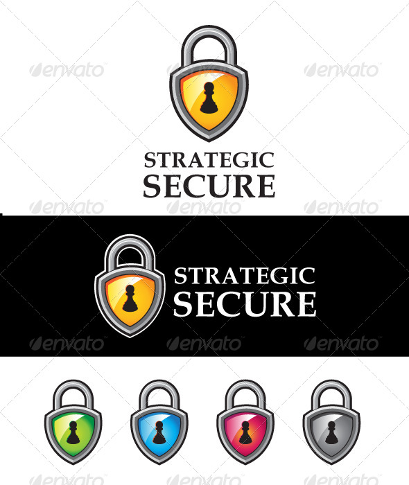 GraphicRiver Strategic Secure 4436471
