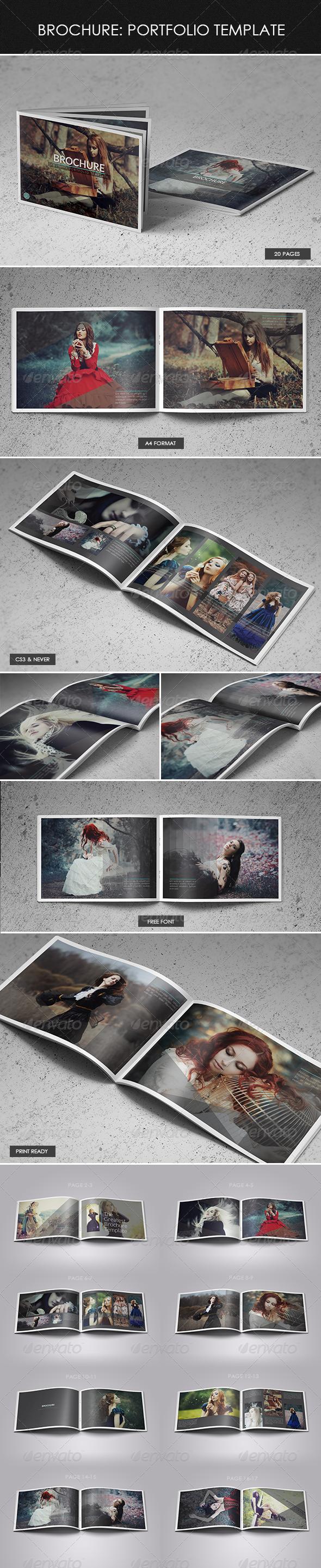 Portfolio Brochure 20 Page