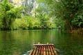 Bamboo Rafting - PhotoDune Item for Sale