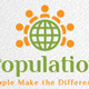 World Population Logo