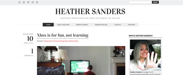 heathersanders