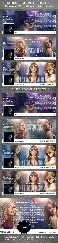 Facebook Timeline Cover V3 - Facebook Timeline Covers Social Media