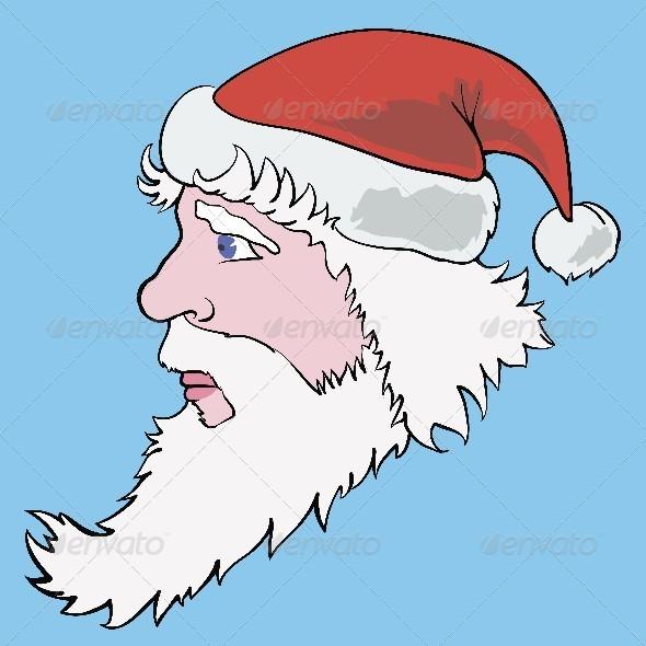 GraphicRiver Santa 4498162