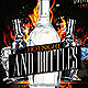 Hot Night Bottles Flyer - GraphicRiver Item for Sale