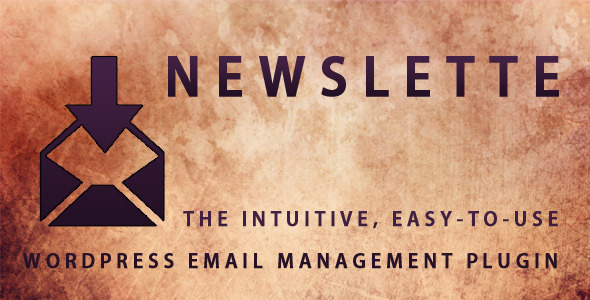 CodeCanyon Newslette Intuitive Wordpress Email Management 4487934
