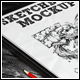 Sketchbook Mockup - GraphicRiver Item for Sale