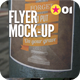 Flyer | Poster | Logo Mock-Ups - GraphicRiver Item for Sale