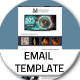 Mhouse E-newsleters Template - GraphicRiver Item for Sale