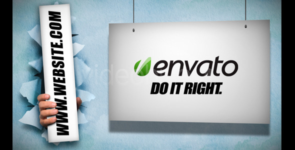 After Effects Project - VideoHive Breakthrough 476695