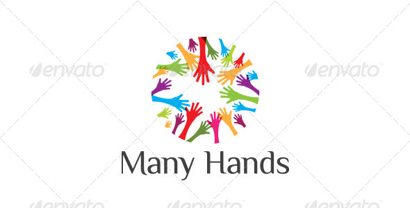 GraphicRiver Many Hands 3567443