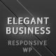 Elegant | Responsive Business, Portfolio Theme