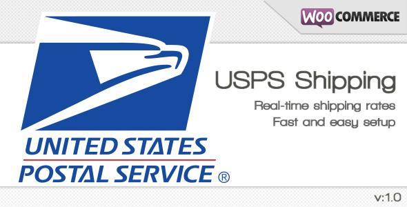 CodeCanyon USPS Shipping method for WooCommerce 4507629
