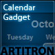 Calendar Gadget - ActiveDen Item for Sale