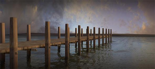 Pier Seaport