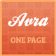 Arva Multi-Purpose One Page Template