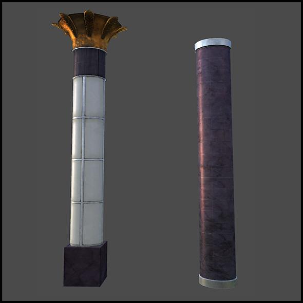 3DOcean Large Column 4509495