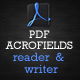 PDF Acrofields - reader & writer - CodeCanyon Item for Sale