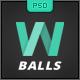 W Balls - PSD Template