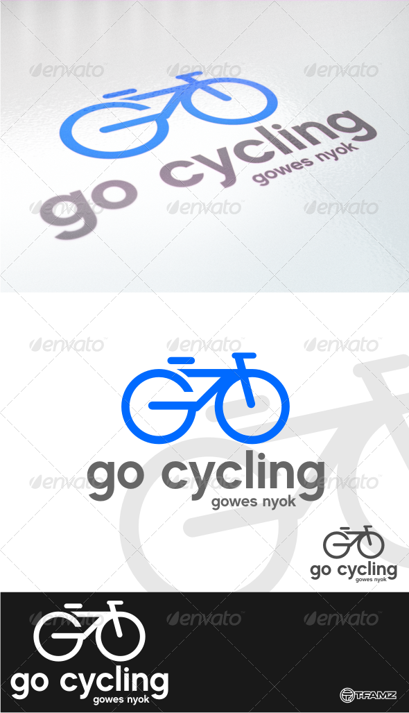 GraphicRiver Go Cycling 4408189
