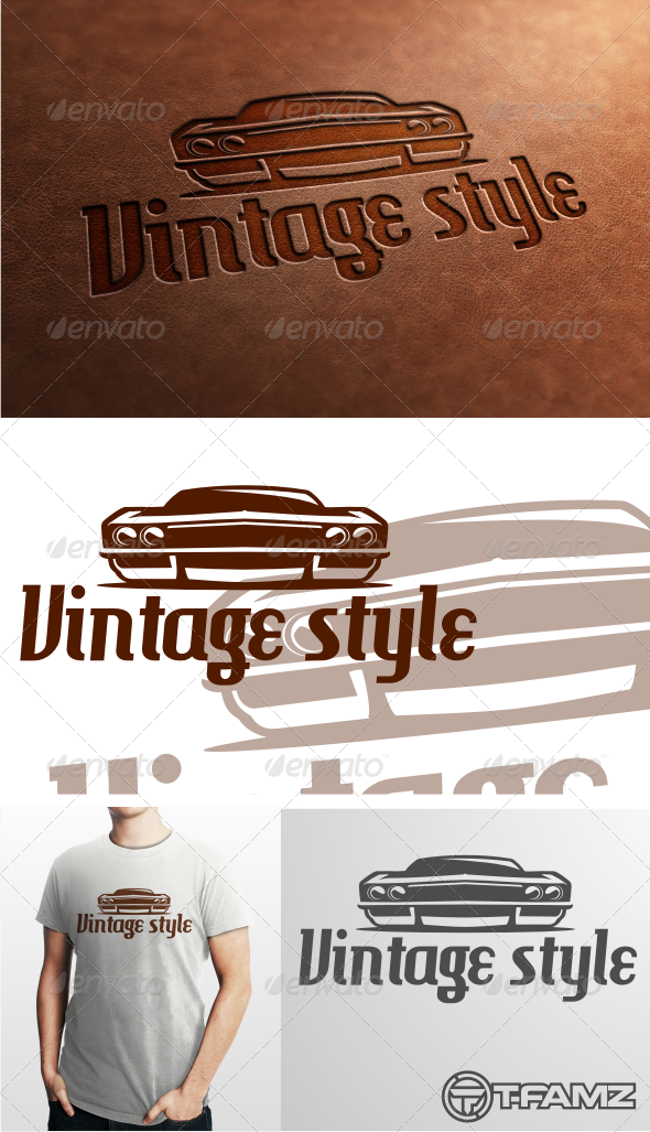 GraphicRiver vintage style 4456104
