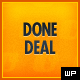 Done Deal - ThemeForest Item for Sale