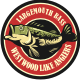 Largemouth Bass Fishing Logo - GraphicRiver Item for Sale