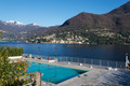 Como Lake, Lario village from Moltrasio, Italy. - PhotoDune Item for Sale