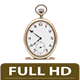 Time Lapse Clock Watch - With Alpha - VideoHive Item for Sale