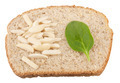 Nuts Spinach And Bread - PhotoDune Item for Sale