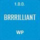 Brrrilliant - Wordpress Responsive HTML5 Template