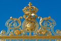 Crown in Versailles, Yvelines, Ile de France, France - PhotoDune Item for Sale