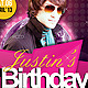 Birthday Party Flyer/Invitation - GraphicRiver Item for Sale