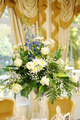 Flowers at wedding