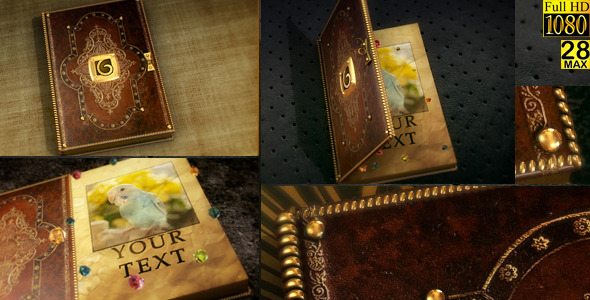 magical open book by max28 videohive. Black Bedroom Furniture Sets. Home Design Ideas