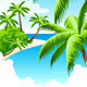 Summer Vacation Background - GraphicRiver Item for Sale