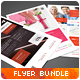Multipurpose Corporate Flyers Bundle 3in1 vol. 2 - GraphicRiver Item for Sale